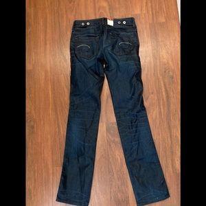 G-star new ford straight leg jeans ladies 26 x 32